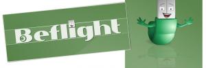 Beflight elements design / UI app. design