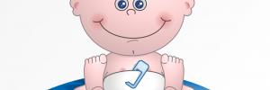 Baby planet logo