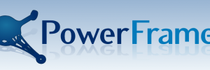 Powerframe.de logo
