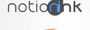 Notion Ink logo concept